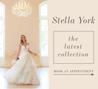 Stella York wedding dresses at B.B. Bridal in Boise, ID